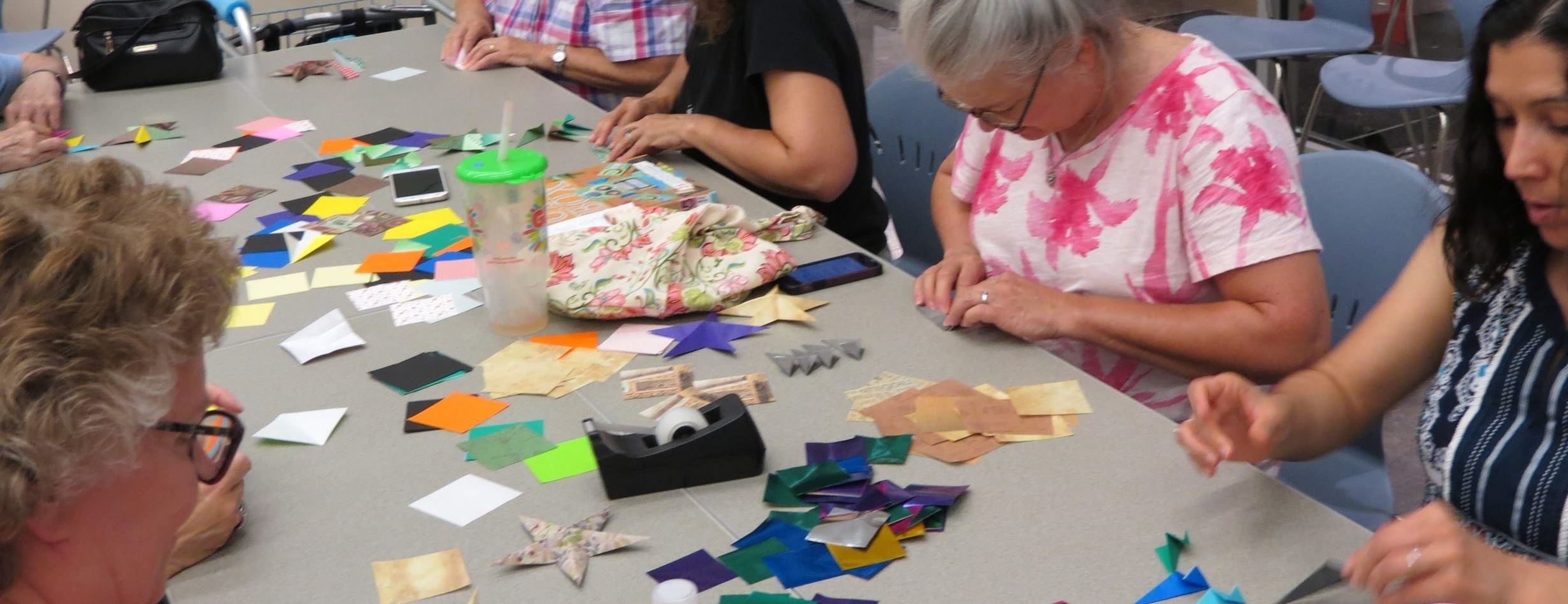 Origami for Adults and Teens
