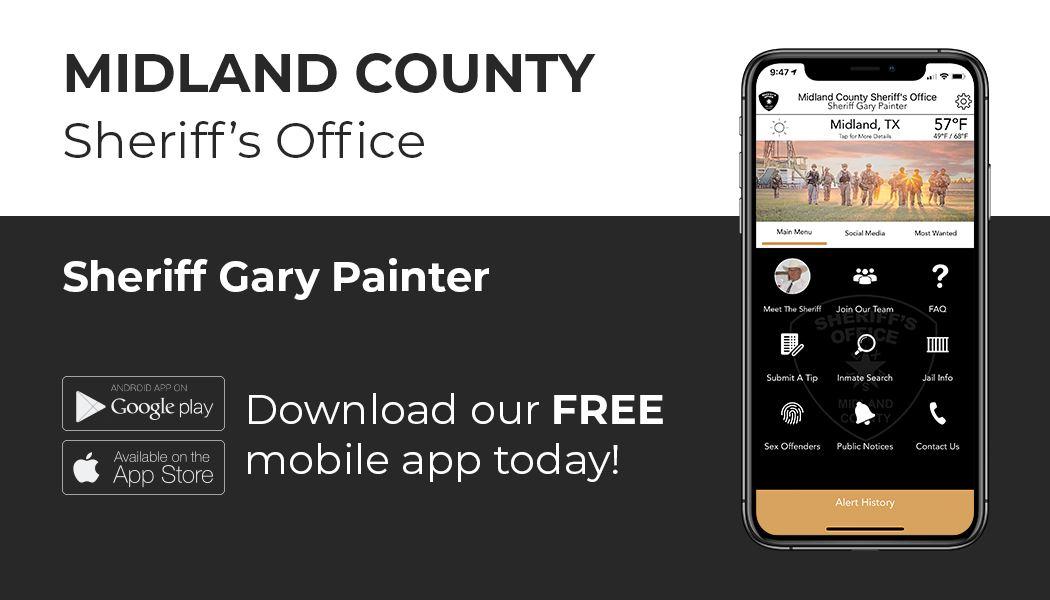 Sheriff's Office | Midland County, TX