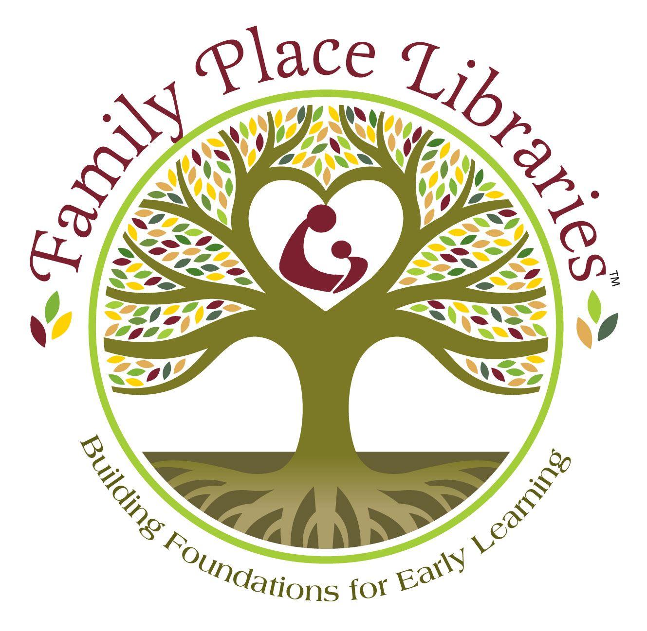 Family Place Logo with tagline