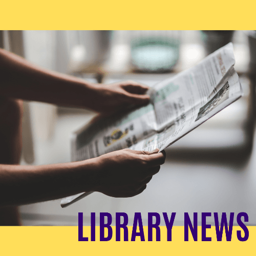 library news graphic