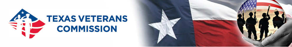 Texas Veterans Commission logo