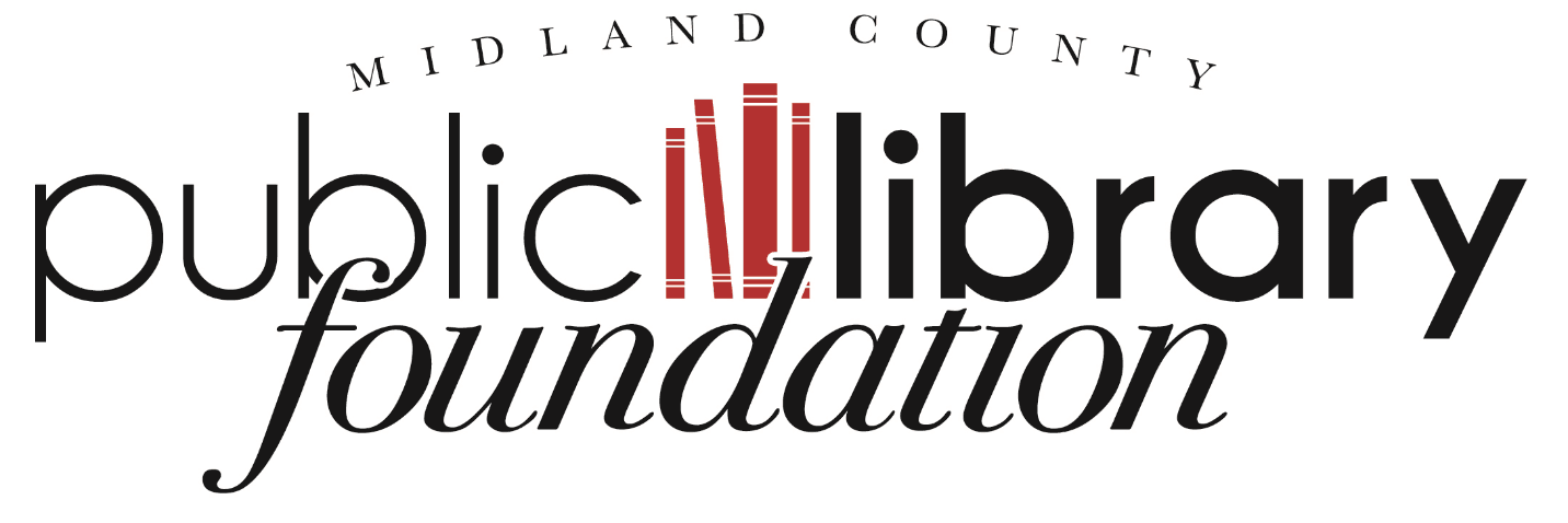 Public Library Foundation logo