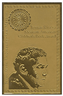 Tomas Rivera Mexican American Childrens Book Award Medal